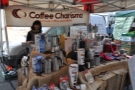 Back then, I got most of my coffee beans from Trish at Coffee Charisma.