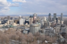 The final stop was Montreal, seen here from Mont-Royale. It was my first time there, but it won't be my last. Again, excellent Coffee Spots abound and this gallery has two of my favourites.