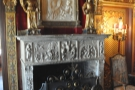 ... and a glorious fireplace (again, not all the rooms have fireplaces).