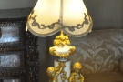 Nice desk lamp too.