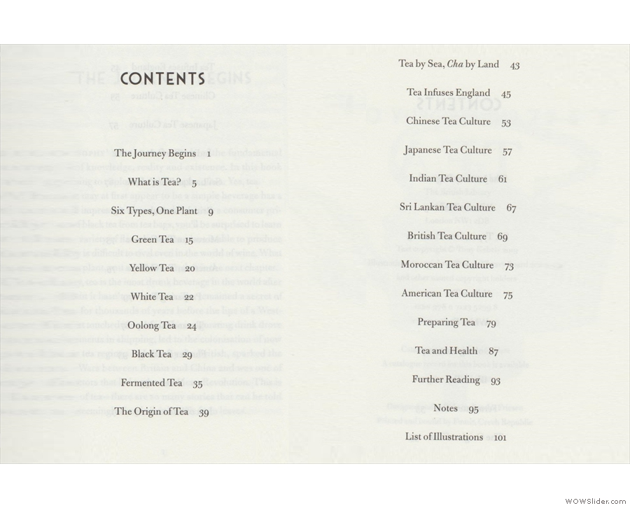 Like the other books in the series, it has short, concise chapters, illustrated with images...