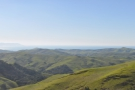 ... to admire the views. This a panorama, looking south back towards the coast.