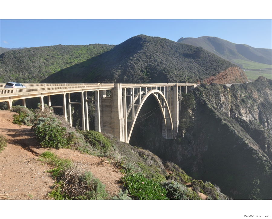 Built in 1932, the iconic bridge is an amazing piece of engineering.