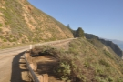 After Point Sur, the road cuts inland for over 10 miles. I stopped to admire the views...