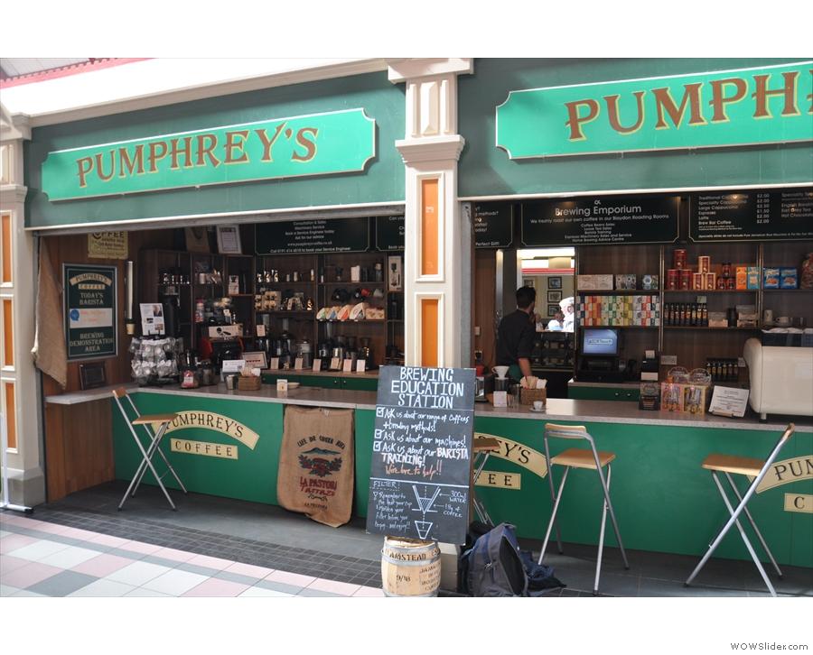 Pumphrey's Brewing Emporium