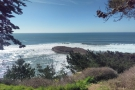 My first stop after Santa Cruz, Greyhound Rock County Park, overlooking Greyhound Rock.