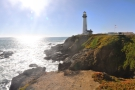 My next stop was just a 10-minute drive away: Pigeon Point Lighthouse.