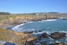 ... which offered excellent views of the coast immediately to the south of Pigeon Point.