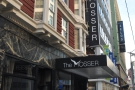 ... in San Francisco, the rather lovely Mosser Hotel.