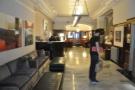 Nice lobby.