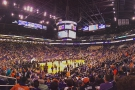 Not that I got out much, but I did make it for a Phoenix Suns (NBA) basketball game...