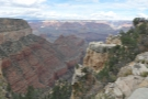 ... a few minutes to the north for my first view of the Grand Canyon itself.
