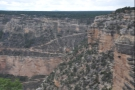 Moving on, there are more views across the valley to the start of Bright Angel Trail...