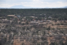... and, above that, the Grand Canyon Village, with Kolb Studio in the centre.
