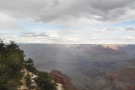 ... and the views out across the canyon, which were to get better the further on I went.