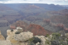 From here, I was looking down on one of the ridges that formed the side of the valley...