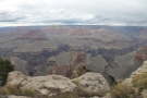 A panorama from Hopi Point looking north.