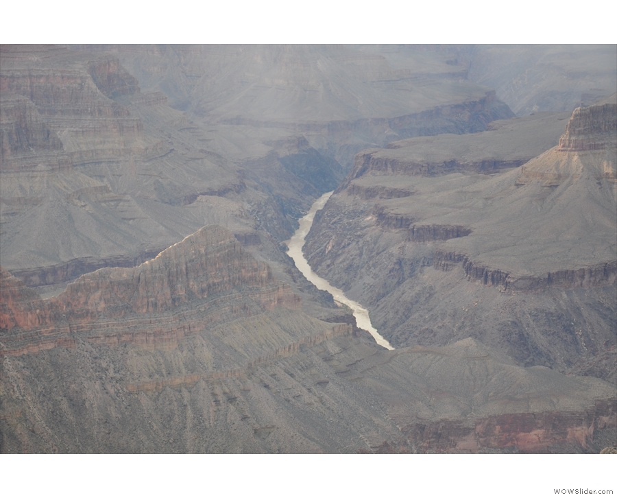 And, of course, I was fascinated the Colorado River.
