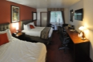 Mind you, check out my room! It's huge.