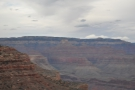 Or, for that matter, of the layers of rocks on the north side of the canyon.