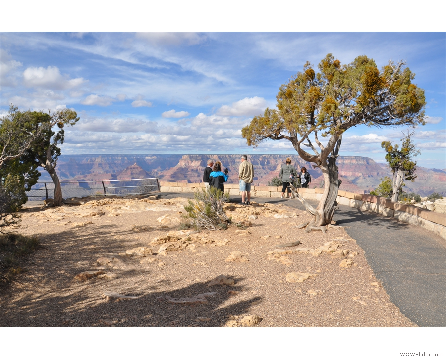 Next stop, Moran Point, with more...