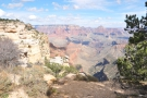 This is the main view, looking northeast down one of the canyon's many side valleys...