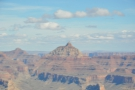 ... all the way across the Colorado River to Vishnu's Temple on the canyon's north side.