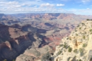 A panoramic view of the Grand Canyon, this time without a tree in the way!