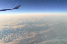 ... about the aircraft during the flight. Not that I much in the way of views!