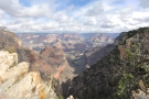 From there, it was out onto the rim itself for more spectacular views of the canyon...