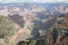 ... starting with a view out over the Bright Angel Trail, which I'd hiked the day before...
