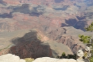 This is about as close to the edge as I'll get. That's Plateau Point again...