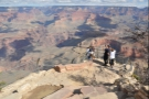 My last stop was Yavapai Point, where I enjoyed this...