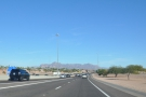 The Apache Trail in Arizona, connecting Apache Junction in the west, just off US 60...