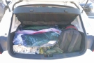 For starters, I could get everything in the boot (which I couldn't with the other one!).
