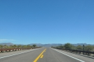 Then I was on my way again as SR 188 left the lake behind and started to climb the....