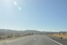 ... to reach the desert floor, with views west to the mountains around Phoenix.