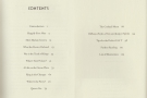 Like all the other books in the series, The Philosophy of Gin has a concise table of contents.