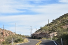 ... and carry on along the Apache Trail. I stopped at the head of the valley, roughly...