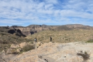 ... northeast, looking out over what I have since realised is Fish Creek Canyon...