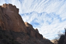 ... of the canyon, while you can see the Apache Trail descending on the other side.