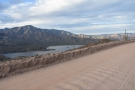 Coffee break over, I returned to the car, driving back up to the Apache Trail. For a while...