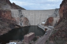 The dam is an impressive structure which was renovated and expanded in the early 1990s.