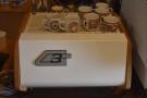 ... including a La Marzocco GS3 home machine...