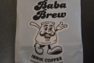 ... the Baba Brew, a dedicated coffee for the Ibrik that will be coming soon!