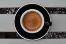 I'll leave you with a classic view of my classic espresso.