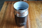 FLTR Coffee is only serving in disposable cups at the moment...