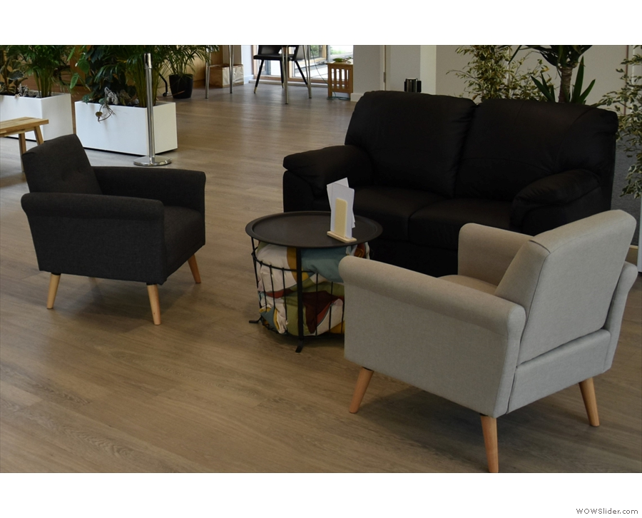 Or how about this sofa and its armchairs on the right?