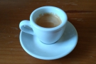 ... and I even tried an espresso, although the V60 was easily my favourite!