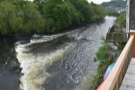 ... which provides this magnificent view looking downstream (more of which later).